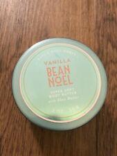 Bath & Body Works VANILLA BEAN NOEL Body Butter 2oz Travel Size New Discontinued