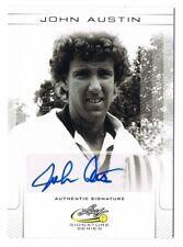 2017 Leaf Signature Series Tennis Autograph Auto #BA-JA1 John Austin