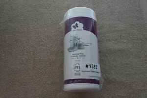 L 1353 Princess House Earth Friendly Stainless Steel Cookware Cleaner 12oz NIP