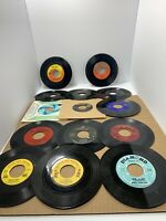 Lot Of 14 VINTAGE 1950's 45 RPM JAZZ RECORDS CAPITOL DECCA RCA VICTOR LABELS