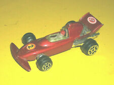 VINTAGE TINTOYS W.T. 406 MARCH FORD 721 F1 RACE CAR MADE IN HONG KONG