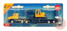SIKU Low Loader with Excavator Die-cast Toy Car NEW