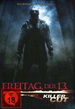 Mediabook FREITAG DER 13. KILLER CUT Cover B Limited Edition REMAKE 2009 BLU-RAY