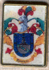 Heraldry PIN metallic del last name : APARICIO