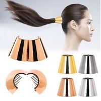 Round Hair Clip Hair Braider Ponytail Holder Banana Clip Hair Accessories