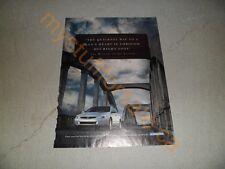 2005 HONDA ACCORD V-6 ARTICLE / AD
