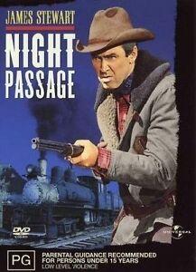 Night Passage (James Stewart, Audie Murphy)