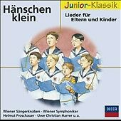 """VIENNA BOYS' CHOIR - H""""NSCHEN KLEIN: LIEDER FR MUTTER UND KIND NEW CD"""