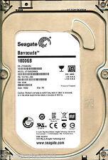"Seagate Barracuda ST1000DM003 P/N: 1CH162-306 F/W: CC49 TK 1TB 3.5"" 6.0 Gb/S"