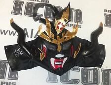 Jushin Thunder Liger Signed Mask PSA/DNA COA WWE WCW New Japan Wrestling Auto 1