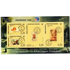 Timbres TAAF n°260 à 263
