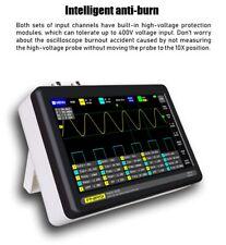 1013D Handgehalten Doppelt Kanal Smart Speicher Oszilloskop 100MHz Bandbreite