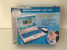 VTech Challenger Portatile Blu interattivo giocattolo educativo Computer