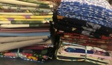 🌺Lot 10 FAT QUARTER  FQ Scrap / Suitable For Facemask Mixed Fabric Variety