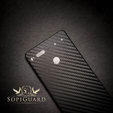 SopiGuard Carbon Fiber Vinyl Skin Back Side for Essential Phone PH-1
