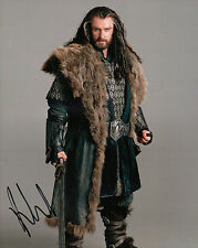 Richard Armitage Genuine Hand Signed 10X8 Photo The Hobbit (5653)