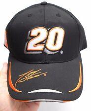 TONY STEWART #20 THE HOME DEPOT NASCAR SNAPBACK BLACK HAT CAP, OSFA,NEW W/O TAGS