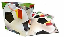 Large Football Fan Gift Bags - Boys Teen Dad Son Brother Birthday Party Bag
