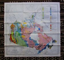 Geological Map of Canada 1955