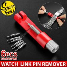Metal Adjustable Watch Band Link Pin Remover Repair resize Tool Bracelet AU