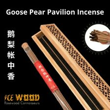 Goose Pear Pavilion Incense | ACE Wood