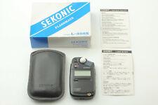 [ Near MINT in Box] Sekonic L-308S 308 S FlashMate Digital Light Meter #00132