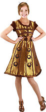 DOCTOR WHO - Dalek Costume Dress ~ Small / Medium (Elope) #NEW