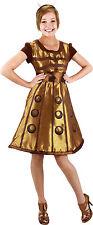 DOCTOR WHO - Dalek Costume Dress ~ Large / X-Large (Elope) #NEW