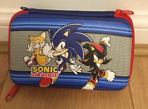 Sonic The Hedgehog / Sega Carry Case / Bag