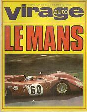 VIRAGE AUTO 1969 6 24H MANS 1000KM MONZA 1000KM SPA GP ESPAGNE FERRARI GT 2+2