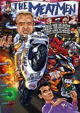 Meatmen: The Devils in the Detail Volume 1 DVD TESCO VEE HARDCORE
