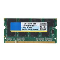 1GB Desktop Laptop Memory RAM PC 2100 DDR 266MHz 200Pin Compatible for Intel AMD