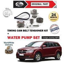 für Dodge Journey 2.0TD 2008- > NEU Steuerriemen Spannrolle Set + WASSERPUMPE