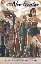 DC: The New Frontier Vol 1 & 2 by Darwyn Cooke & Dave Stewart OOP Trade Dress