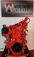 2009 Cummins ISB Diesel Engine, 200HP, Approx. 350K Miles. All Complete