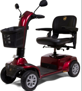 Golden Companion 4 Wheel Full Size Luxury Mobility Electric Scooter 2019 GC440C