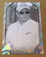 2012 PRESS PASS NASCAR TOTAL MEMORABILIA B/W #/99 RICHARD CHILDRESS RCR RACING