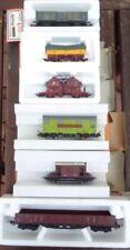 LIMA 6 pièces Wagon de marchandises technique mixte échelle H0,