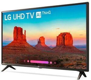 LG 43 UK6300 Smart 4K ULTRA HD TV