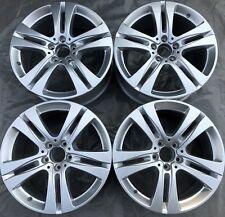 4 Original Mercedes-Benz Alloy Wheels 8jx18 ET41 A2224013400 7X45 S W222 V222