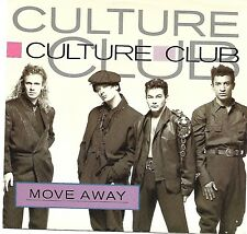 CULTURE CLUB  (Move Away)  Epic 34-05847 + Picture sleeve