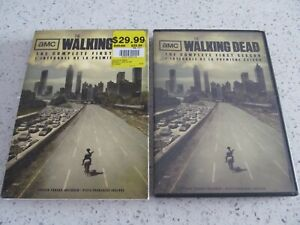The Walking Dead The Complete First Season DVD Season 1 Canadian