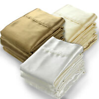 100 16 Momme Mulberry Silk Sheet Set W 8 Quot Double Layered