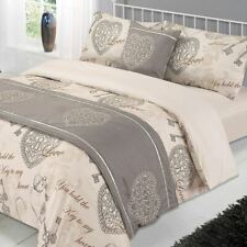 Dreamscene ANTONNA4300 Antoinette Bed in a Bag Complete Set With Pillowcases Set