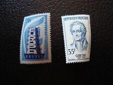 FRANCIA - sello yvert/tellier nº 1077 N MH 1138 N MNH (COL7)