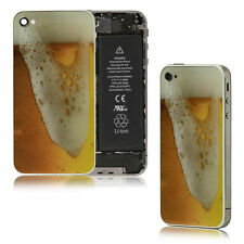 Mobile Phone Stickers for Apple iPhone 4