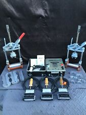 Central Plastics Electrofusion Ridged P&S CFT LLC Heat Sockets Equipment Working