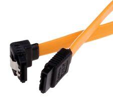 Cable de données SATA 40 cm Data cable SATA I,II,III SERIAL ATA 1,2,3 compatible