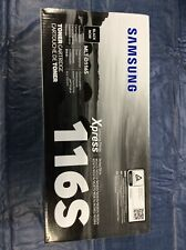 Samsung (MLT-D116S) Printer Xpress Toner Cartridge- Black- NEW