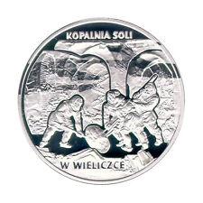 Poland / Polen - 20zl Salt-Mine in Wieliczka
